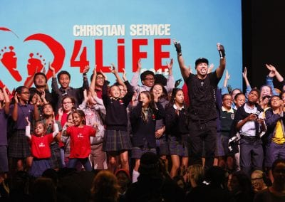 Christian Service 4LIFE 2015